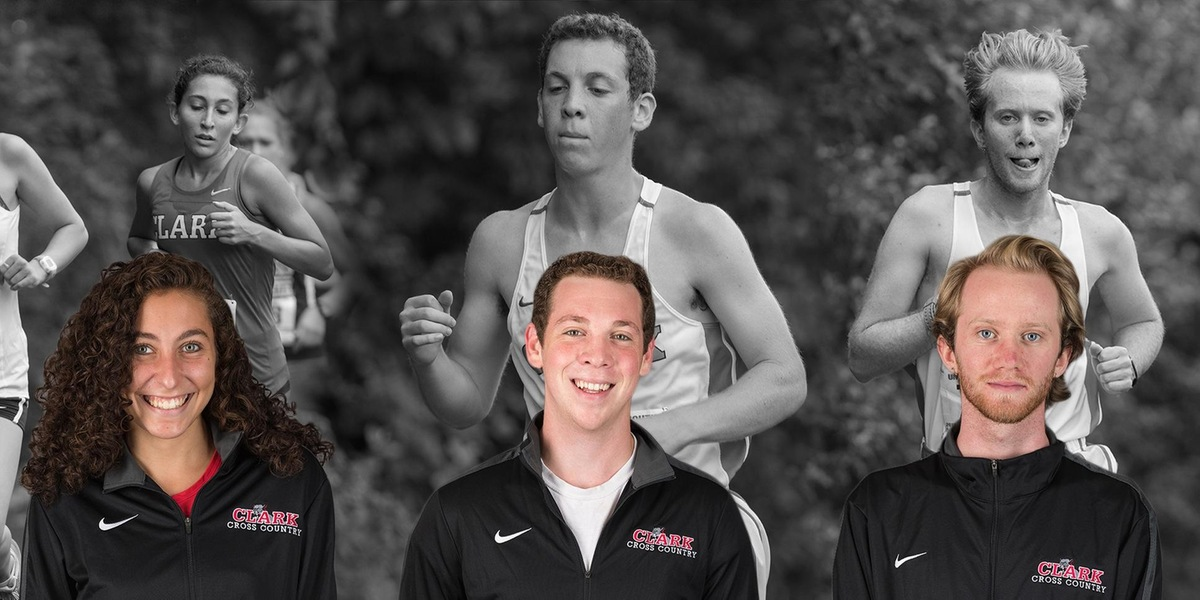 Braccio, Forman, and Mitchell Named 2018 Cross Country Captains