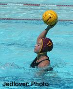 Women's Water Polo Hosts Successful Alumni Game