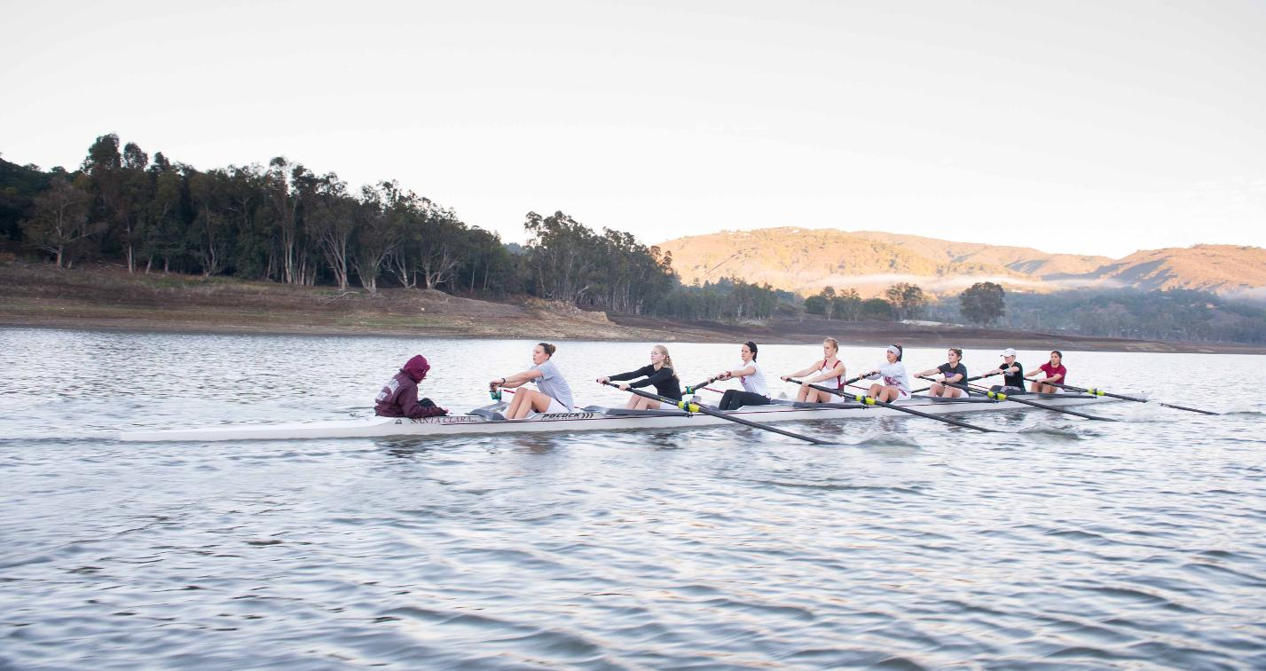 Women's Rowing WIRA Championship Results