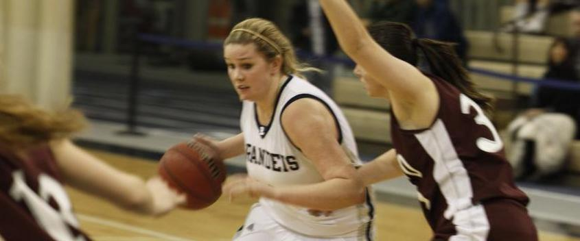 Courtney Ness '13 (photo by Mike Lovett)