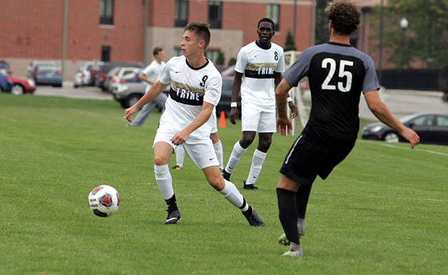 Men's Soccer Shuts Out Franklin