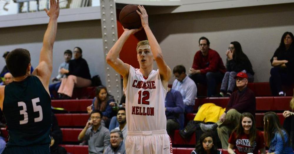 Strong Start Leads Tartans to 87-65 Season-Opening Victory