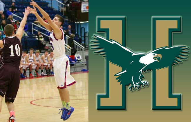 Maine Guard Commits to Husson