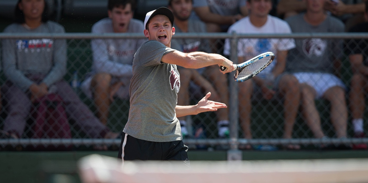 SCAC Men's Tennis Recap - Week One