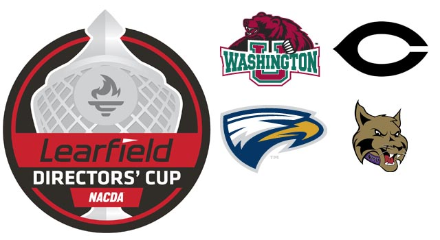 Washington University Continues to Lead Directors' Cup; Four UAA Schools Among Top-20