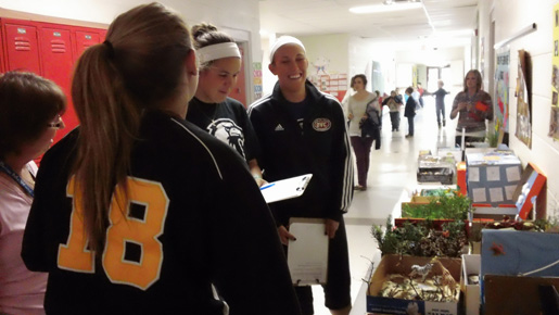 SAAC participates in judging panel for Dodson Branch Elementary