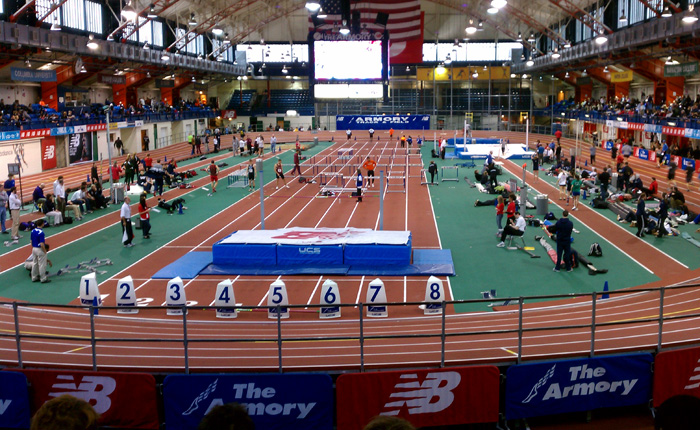 ECAC Division III Indoor Track and Field Championships at The Armory
