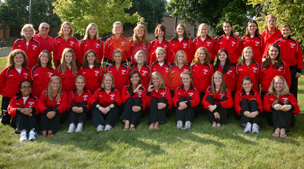 2009 Wittenberg Women's Cross Country