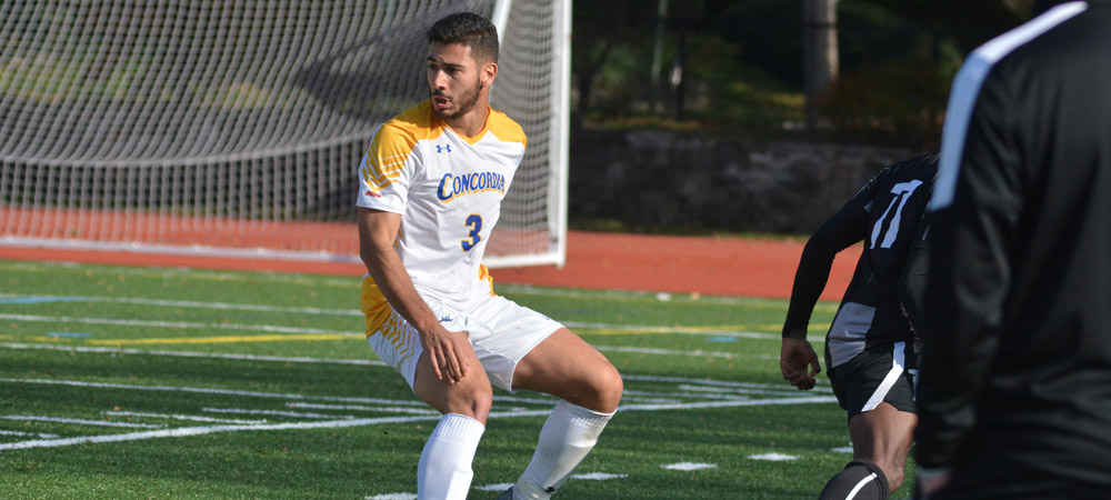 Men's Soccer Concludes Home Schedule With 5-0 Setback To Eighth-Ranked Wilmington