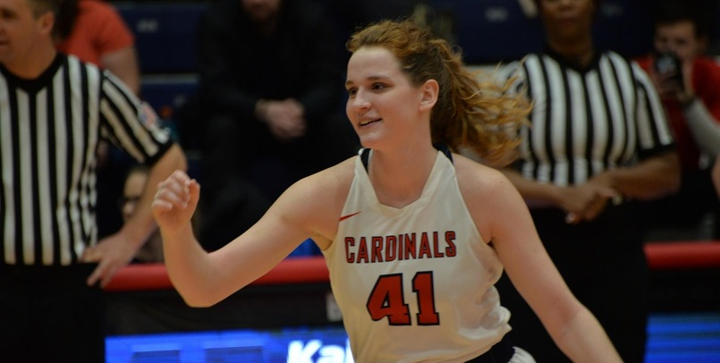 Geers's career day gives Cardinals season ending victory at Tiffin