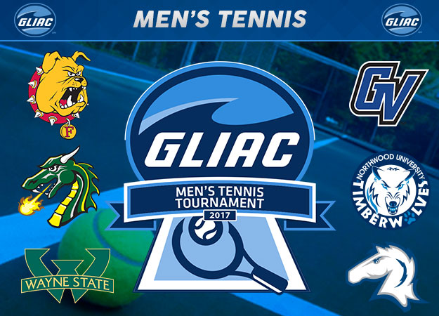 Field Unveiled for 2017 GLIAC Men's Tennis Tournament