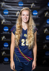 Renz awarded Association of Division III Independents women's volleyball Player of the Week