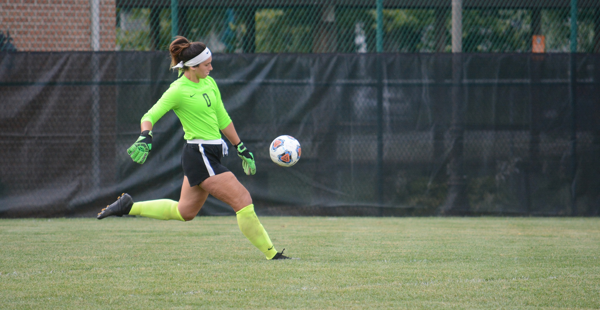 Oilers Shut Out Kentucky Wesleyan
