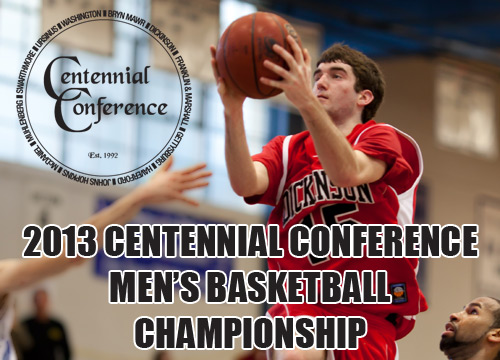 Tucker Landy and the Red Devils will make their third straight appearance in the Centennial Conference Semifinals, taking on Johns Hopkins on Friday night<BR>