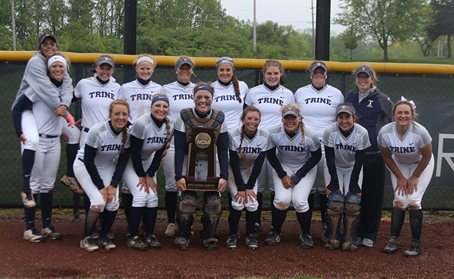 Trine Punches Ticket to Oklahoma City with Super Regional Title