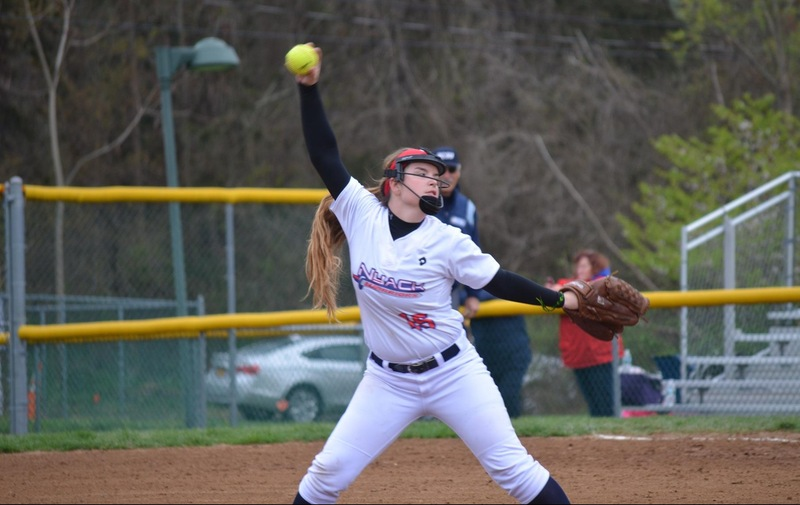 Softball Drops Both on Opening Day