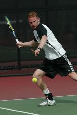 Fischer Moves Up in Singles National Ranking
