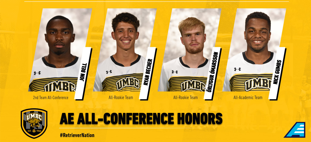 Four Retrievers Named to #AEMSOC All-Conference Teams