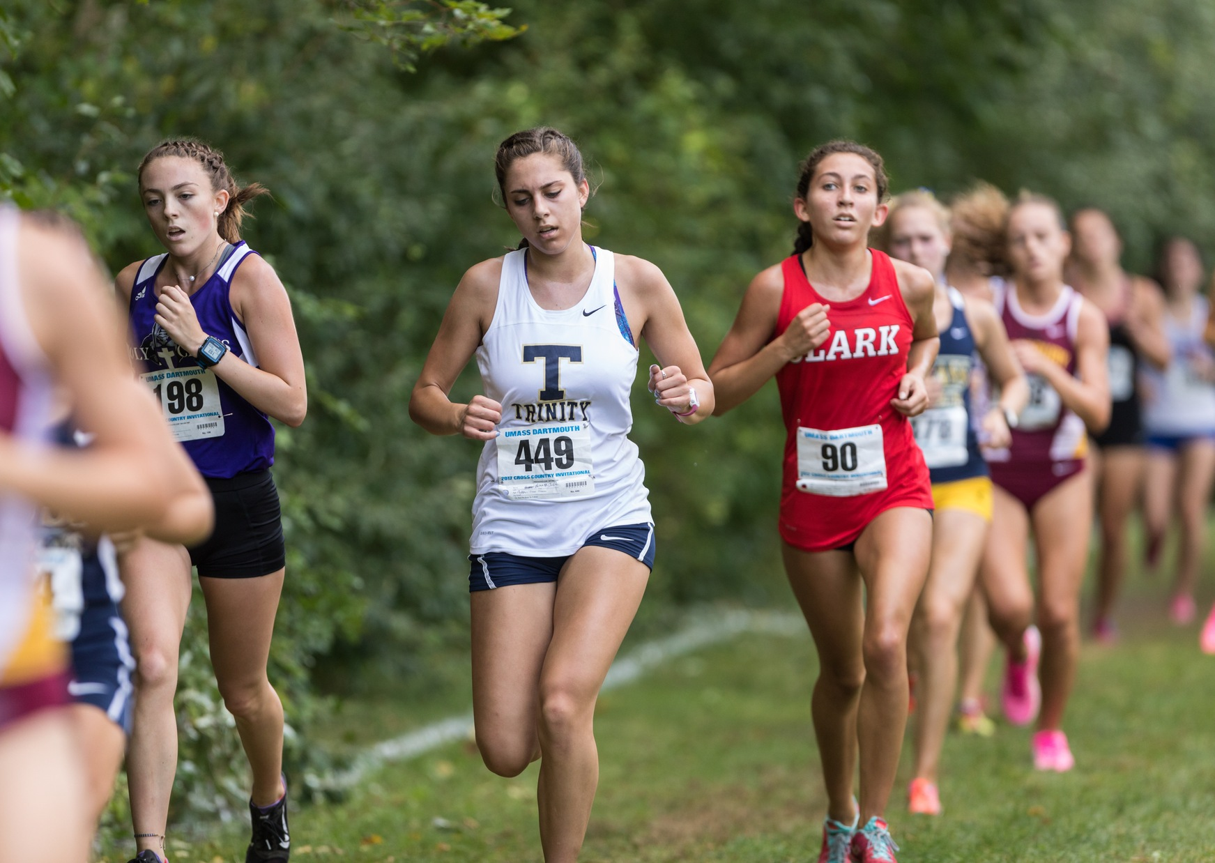 Women's Cross Country Finishes 15th at Gettysburg College Invitational
