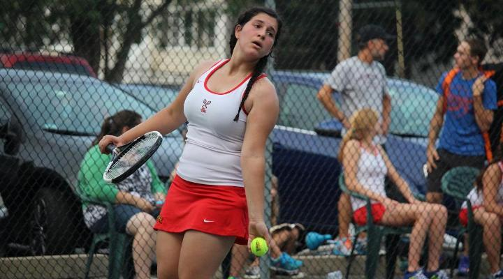 Women's Tennis Falls to Roger Williams, 9-0