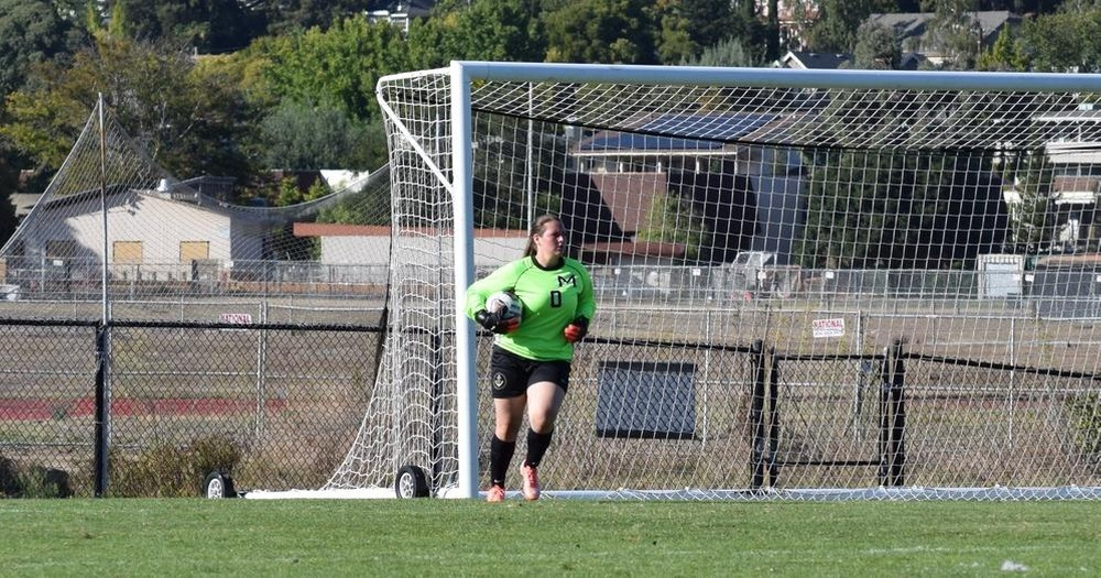 COM Women's Soccer Held To Scoreless Draw In Mendocino