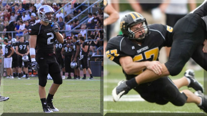 Trinity's Robinson; Birmingham-Southern's Massey Earn National Weekly Honor