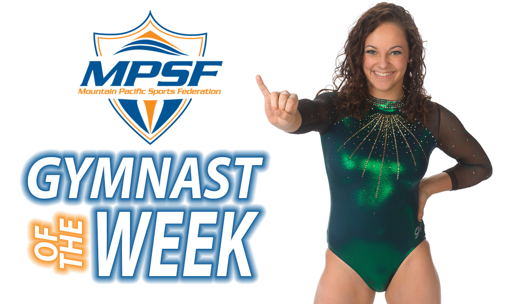 JUAREZ NAMED MPSF GYMNAST OF THE WEEK