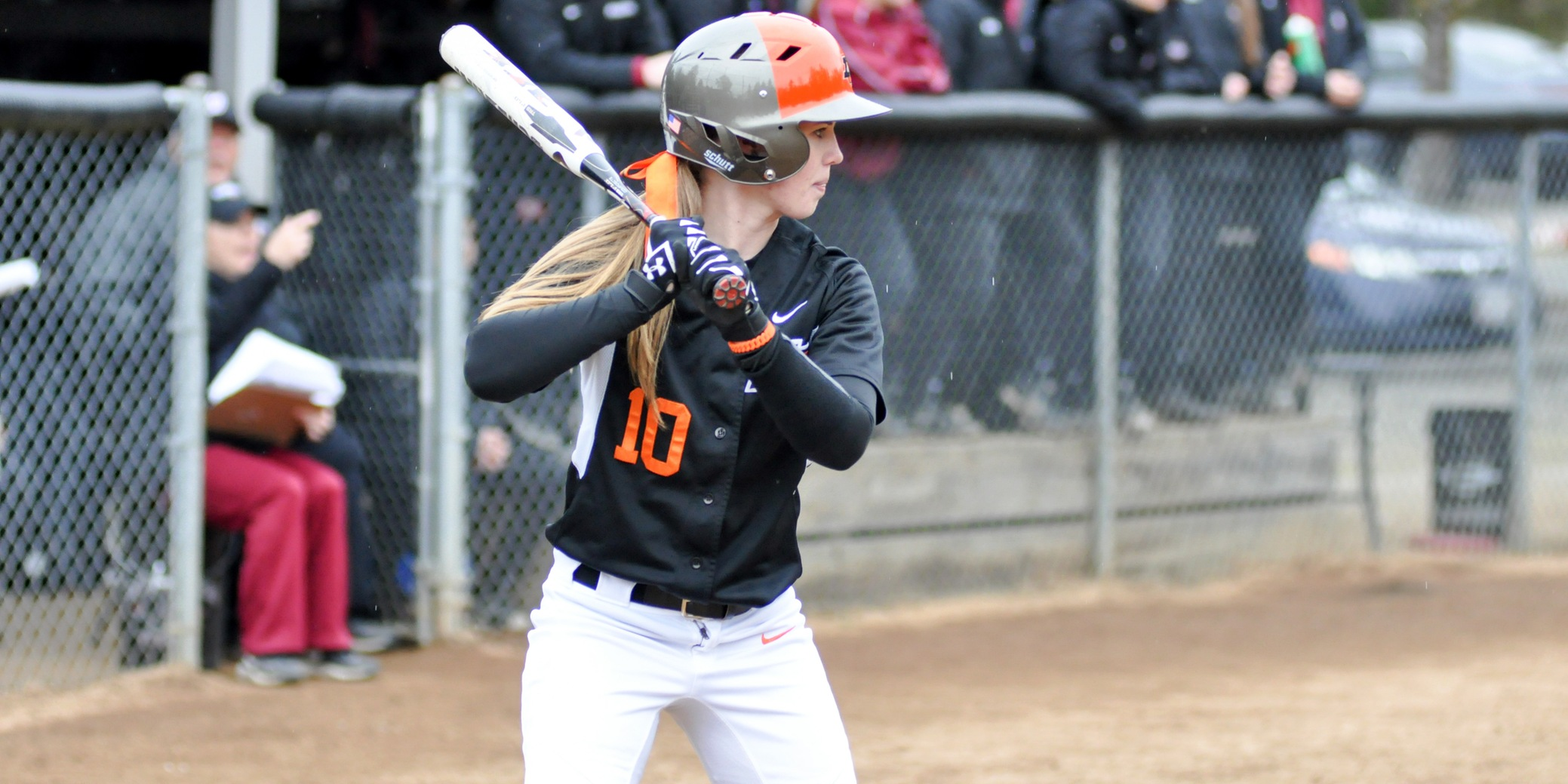 Yearman's home run and Rooney's complete-game shutout spark split with George Fox