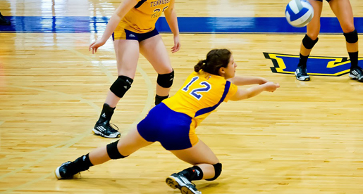 Volleyball team returns home to host Morehead State, Eastern Kentucky