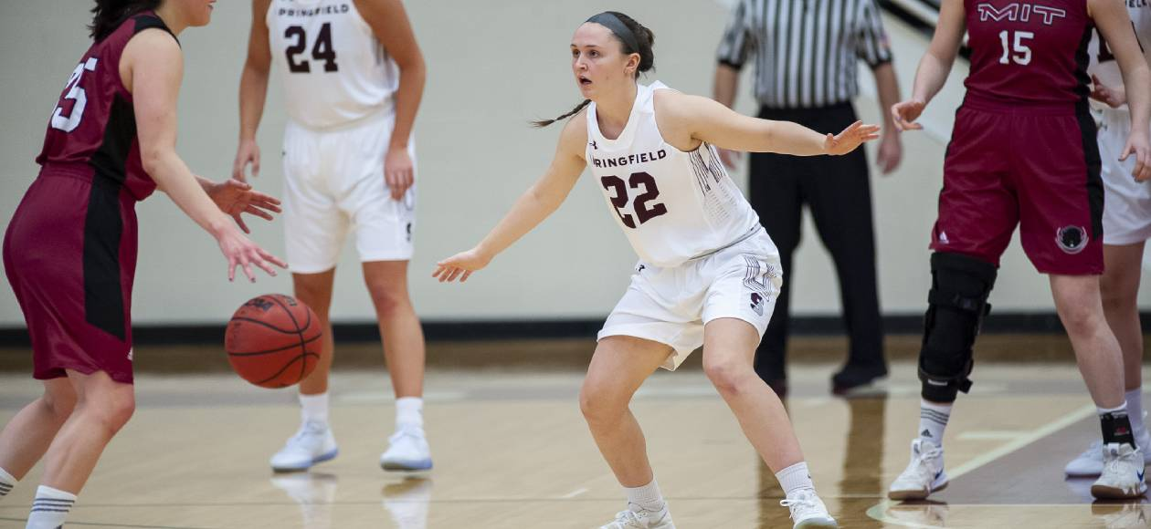 Women's Basketball Wins Fourth-Straight; Defeats WPI, 60-43