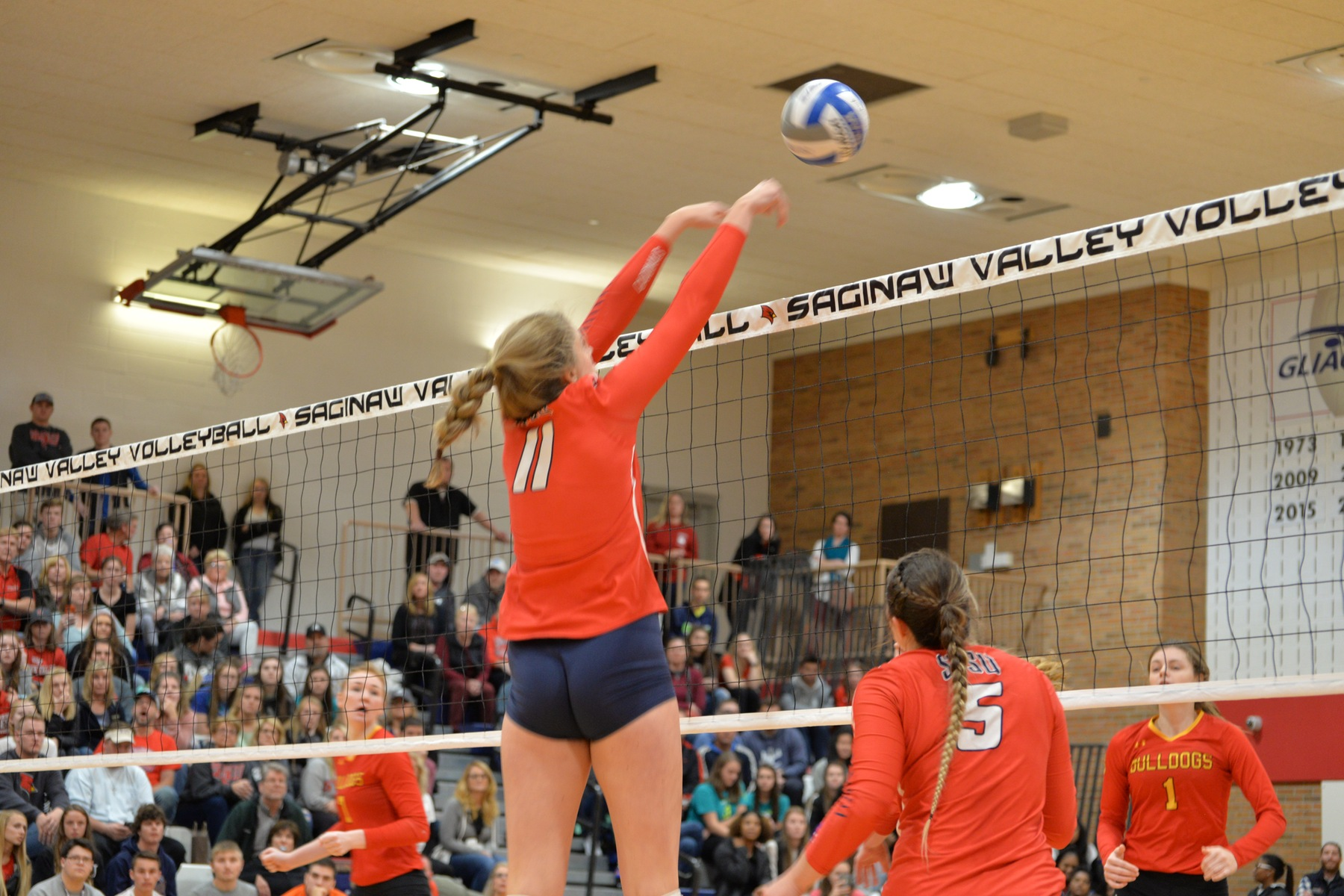 SVSU Sweeps Weekend Play with Win Over Ashland