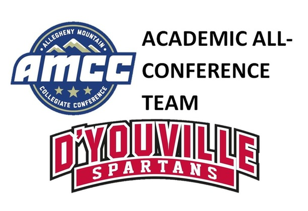 AMCC Announces Academic All-Conference Team