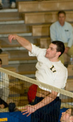Season Ends for Men's Volleyball After Loss Against Hawaii