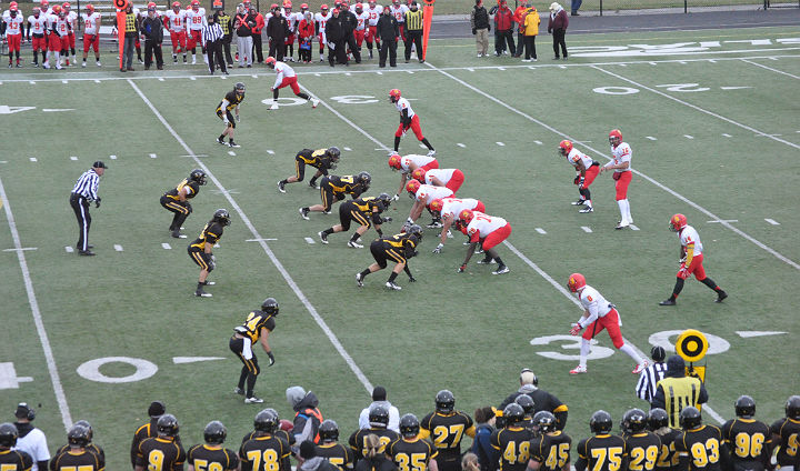 Ferris State Football Posts First Win At Michigan Tech In 15 Years