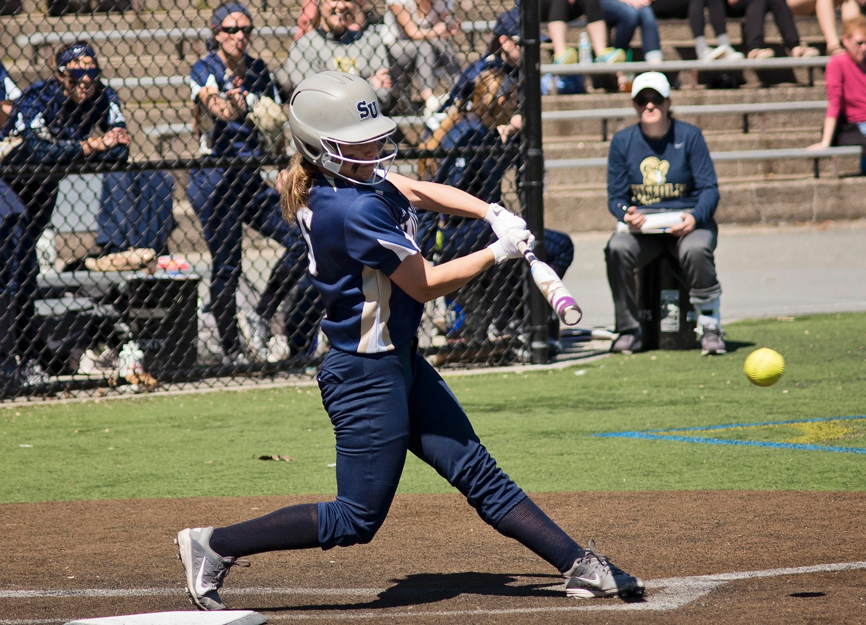 Softball Stays Alive, Defeats JWU, to Force Winner Take All Game
