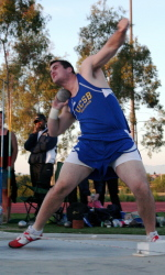 Track Meet at UCSB This Saturday