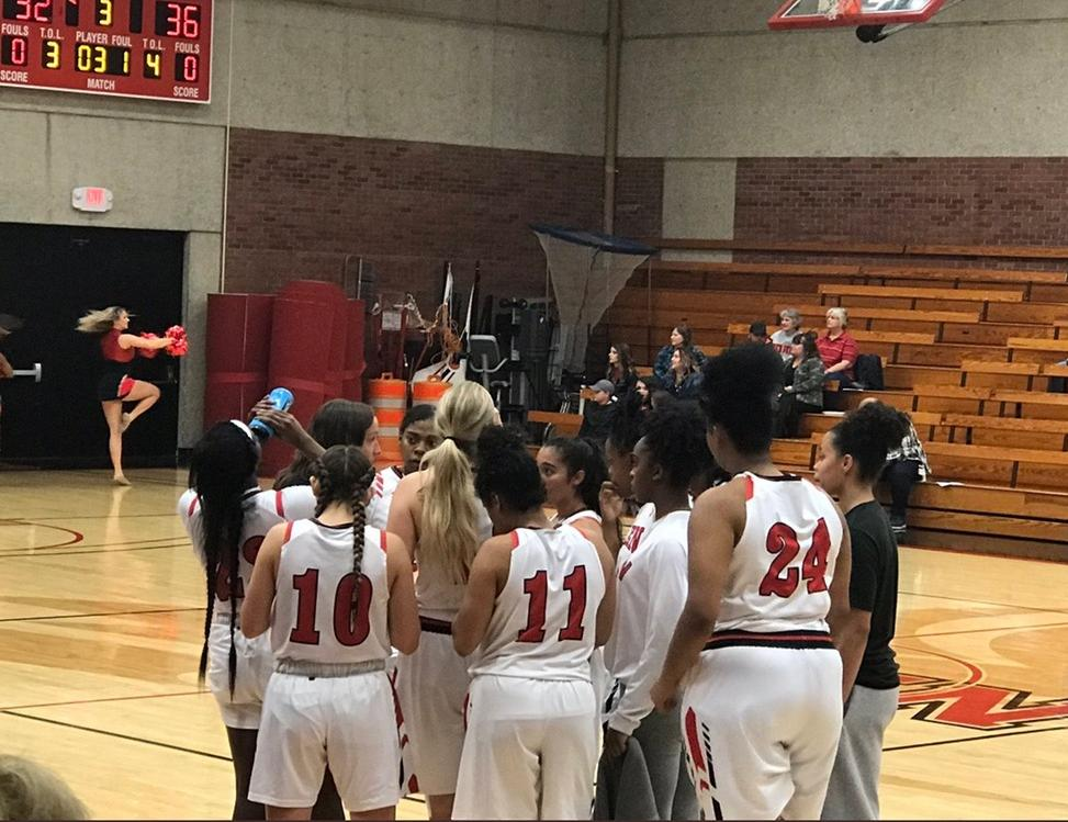 Women Upset #13 Labette in Thriller