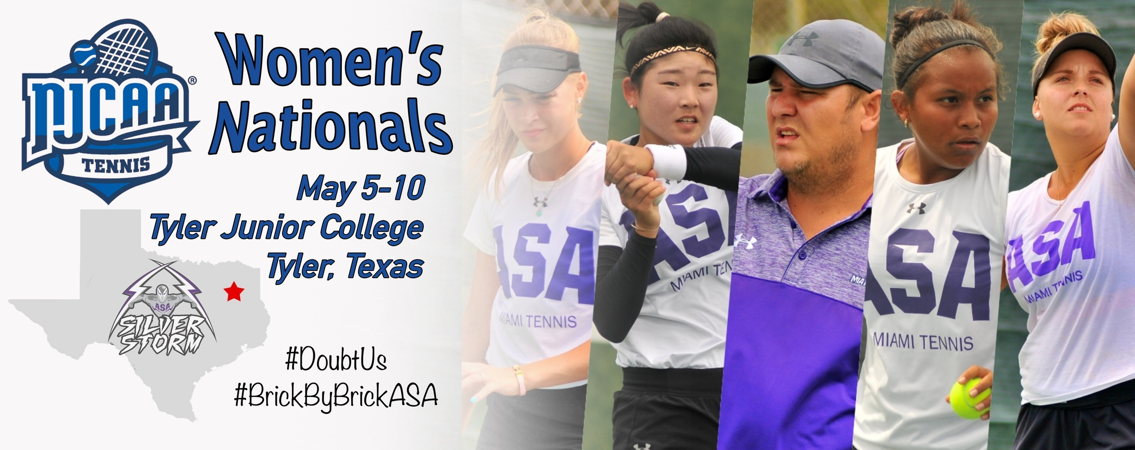 ASA Women, Slack Headed To Nationals With Chip On Their Shoulder
