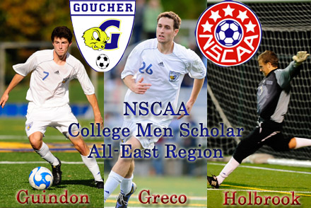 Seniors Earn Academic Recognition from NSCAA