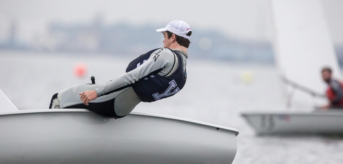 Bulldogs Place Third, Seventh at Men's Singlehanded National Championship