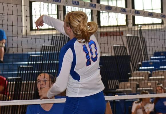 Volleyball Sweeps a Pair at JWU Invite