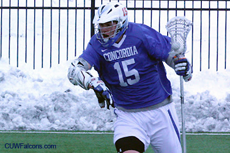Men's Lacrosse defeats Fontbonne