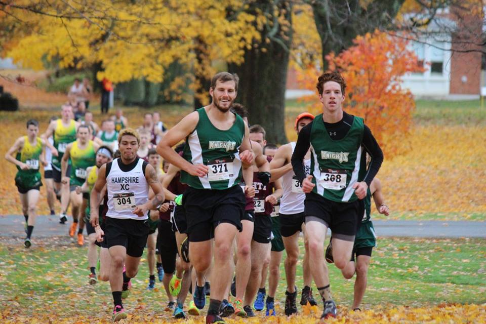 Men's Team finishes 4th in YSCC Conference race