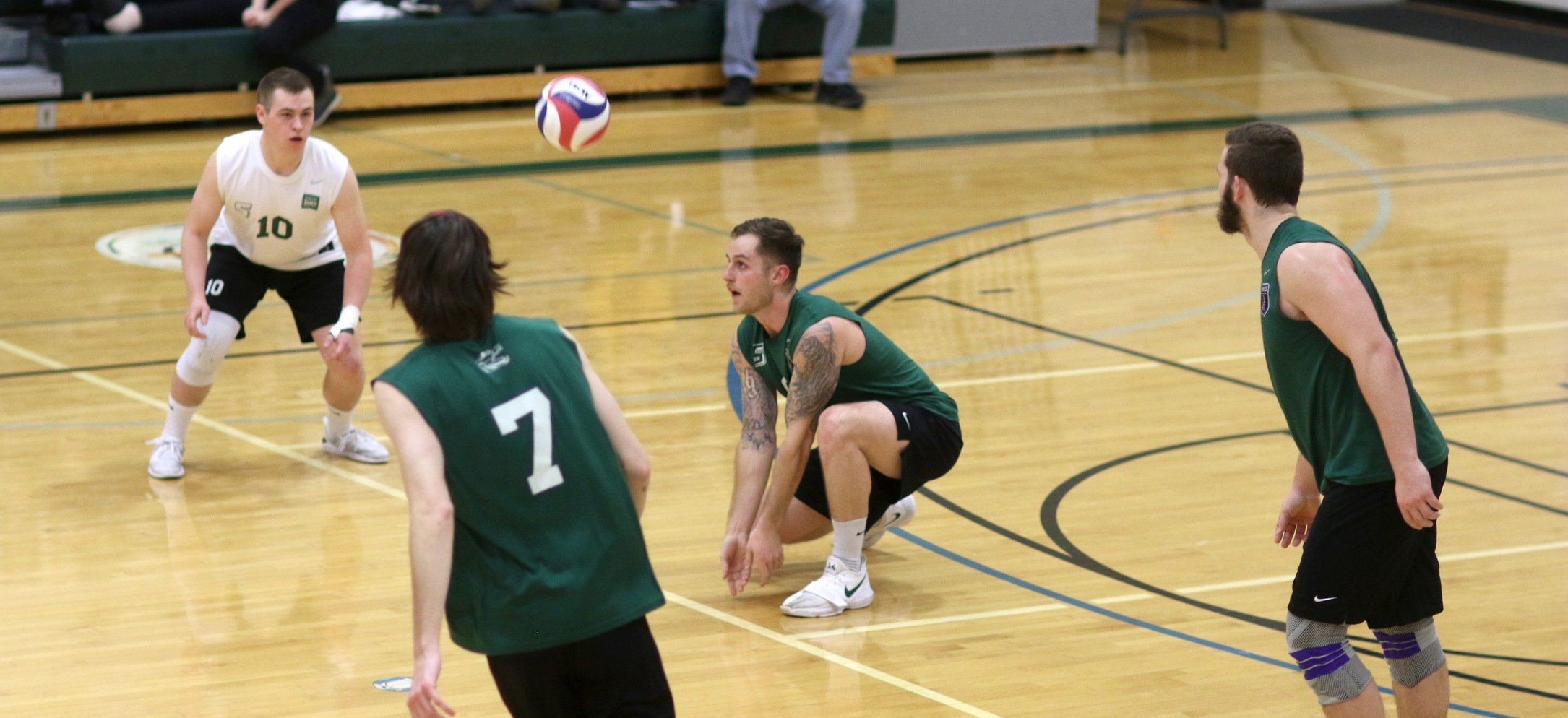 Gators tripped up by Elms, 3-0