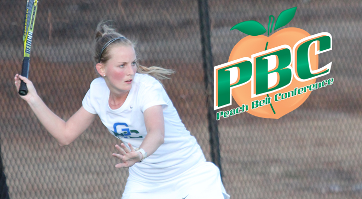 Bobcat Tennis Puts Johnson on PBC All-Academic Team