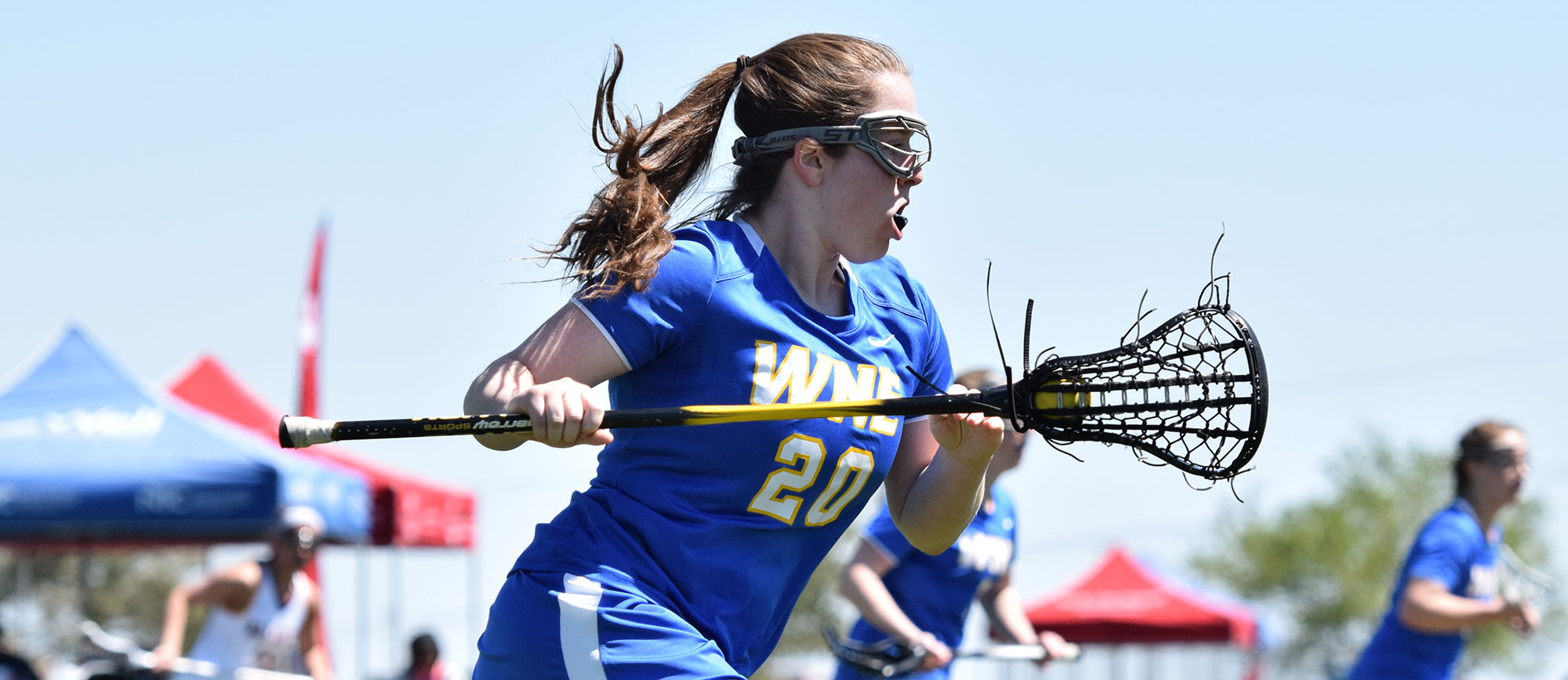 Nazareth Uses Big First Half To Top Western New England, 17-7