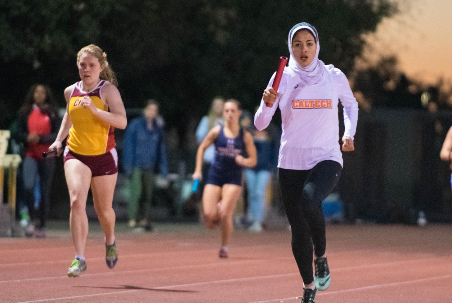 Memorable Performances for Track & Field at SCIAC Multi-Dual