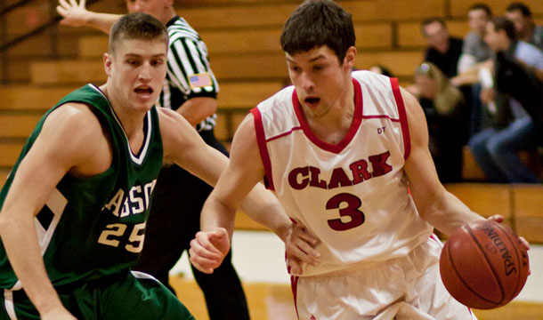 Cougars' Rally Falls Short At Babson, 71-64