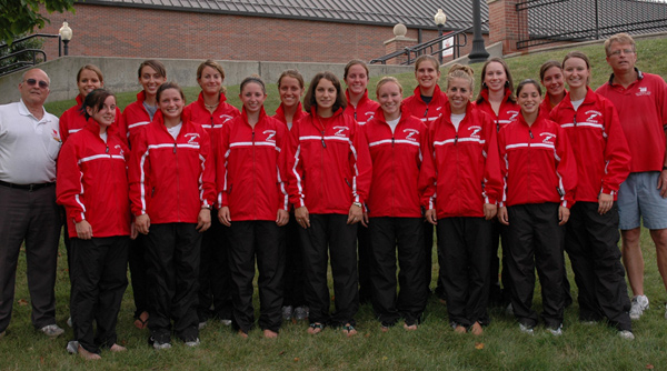 2006 Wittenberg Women's Cross Country