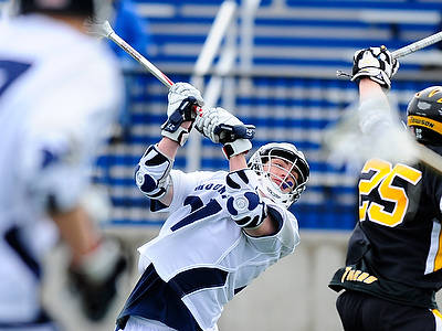 Men's Lacrosse Dropped by Drexel, 15-9